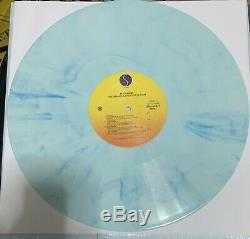 Madonna The Immaculate Collection Blue / Gold Vinyl 2x LP New
