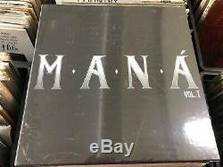 Mana Vol. 1 Remastered Vinyl Collection LP Box Set