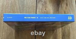Mega Man X 1-8 The Collection- Video Game Soundtrack 8x LP Vinyl Laced Records