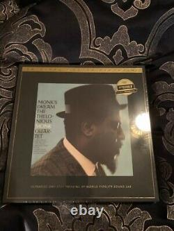Mobile Fidelity One Step Collection MFSL
