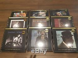 Mofi One Step -all Of Them (11) Sealed! Complete Collection