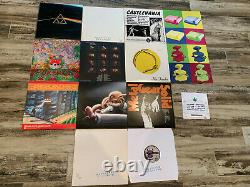 Moonshake Records COMPLETE collection 12 video game music album vinyls with extras