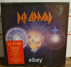 NEW Def Leppard Vinyl Collection Volume Two Vol 2 Remastered 10LPs + Book