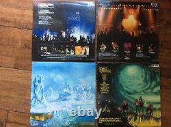 NEW! Iron Maiden The Complete Albums Collection 1980-1988 4 LP Box set