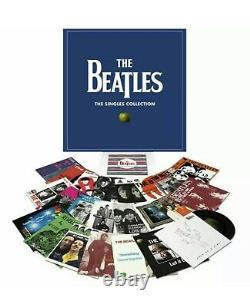 NEW SEALED The Beatles The Singles Collection 23 x 7 VINYL Box Set GERMANY