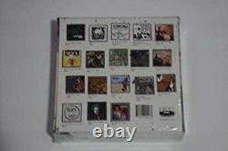 NOFX 126 Inches of Nofx The Singles Collection GOLD Vinyl Box Set SEALED