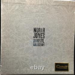 Norah Jones-The Vinyl Collection-Analogue Productions 33-7LP BOXED SET SEALED