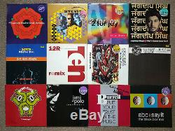 OLD SKOOL HOUSE DANCE 80s to MID 1990s 12/LP VINYL RECORD COLLECTION DJ JOB LOT
