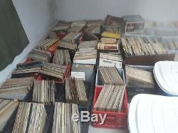 Over 3000 1920's thru 1980's Record Collection