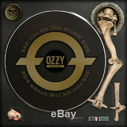 Ozzy Osbourne See You On The Other Side Vinyl Set Ltd Edition Autographed