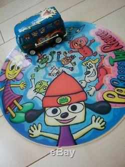 Parappa the Rapper Special Kit Limited Vinyl Killer Wagen Bus Picture Record
