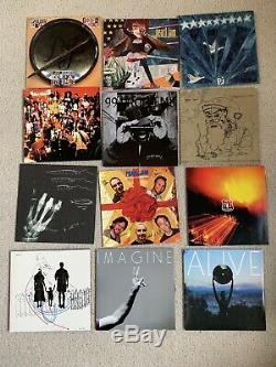Pearl Jam Complete Fan Club Singles Vinyl Collection