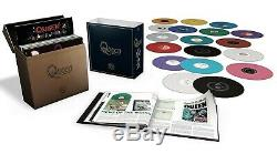 QUEEN The Studio Collection (180g Colored 18 LP Box Complete Set)