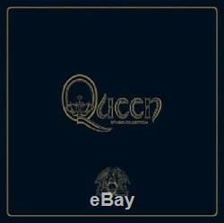 Queen Studio Collection New Sealed 180g Coloured Vinyl 18lp Box Set In Stock