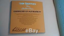 RARE THE BEATLES THE COLLECTION 1982, MFSL Box set #8780