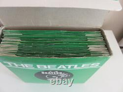 RARE The Beatles The Singles Collection 1962-1970 Box Set 22 x 7 1976