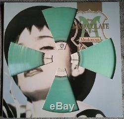 Rare! Madonna -The Immaculate Collection 12 LP Vinyl GREEN color colored colour