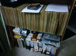 Record And CD Very Large Collection For Sale In Nm-vg+ For All