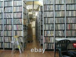 Record Collection DRUM and BASS x 25 12vinyl packs