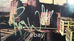 Roger Waters Signed (Photo Proof) PINK FLOYD ANIMALS
