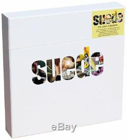 SUEDE The Vinyl Collection SEALED 11xLP Vinyl Box SUEDEBOX1 n° 0075/1500