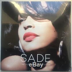 Sade The Ultimate Collection 3×Vinyl NEW