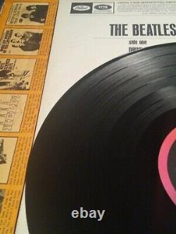 Stereo Beatles Butcher lp- Rare and very collectible. Original 1966 issue. VG tt