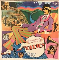 THE BEATLES A Collection Of Beatles Oldies Rare 1966 UK first issue vinyl LP
