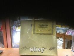 THE BEATLES COLLECTION 14 Vinyl LP Record Box Set Compilation Gold Box Unopened