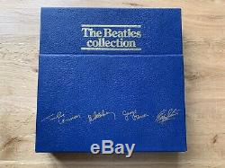 THE BEATLES COLLECTION BLUE BOX 14 LPs+UK Edition+BC-13+COMPLETE MINT CONDITION