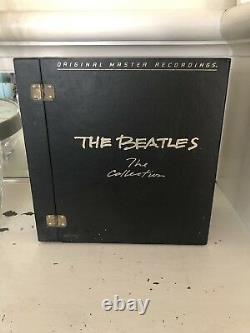 THE BEATLES COLLECTION ORIGINAL MASTER RECORDINGS Limited Numbered