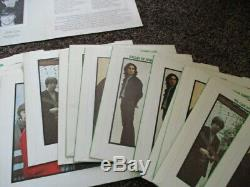 THE BEATLES COLLECTION SINGLES 1962-1970 (24 x 7 VINYL BOX SET)