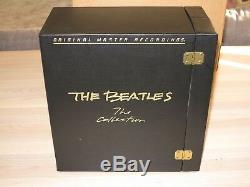 THE BEATLES MFSL 14 LP BOX THE COLLECTION / 1982 LIMITED PRESS in MINT