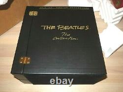 THE BEATLES MFSL 14 LP BOX THE COLLECTION / 1982 LIMITED PRESS in NEU SEALED 2