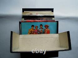 THE BEATLES SINGLES COLLECTION Blue Box Set (1978) BSC1 26 x 7