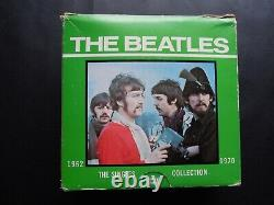 THE BEATLES The Singles Collection 1962 1970 1st GREEN BOX SET 22 x 7