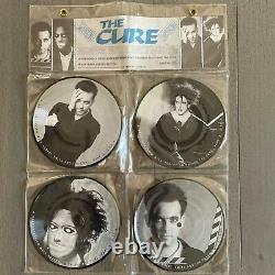 THE CURE Amazing Collection from France 12, 7, CDs, LPs. 100 items