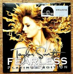 Taylor Swift Rsd Collection Rare Europe Versions New Mint Complete