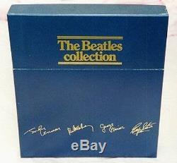 The Beatles Blue Box Collection BC 13 all 13 albums NEW rare UK version
