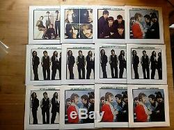The Beatles Collection 24 x EX 7 Singles Vinyl 1977 EMI World Records Release