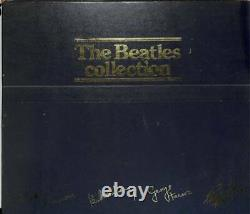 The Beatles Collection Analog Record Box Set 13 Titles LP 14 Sheets Used #770