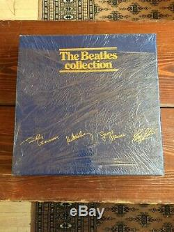 The Beatles Collection, Blue Box, NEW SEALED, 14 Vinyl Records, BC-13, RARE