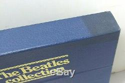 The Beatles Collection Blue Box Set Stereo LPs PARLOPHONE