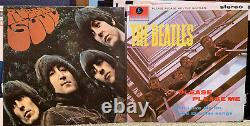 The Beatles Collection Blue Box Set Vinyl 13 LPs LIKE NEW Most Unplayed! 6 Lbs