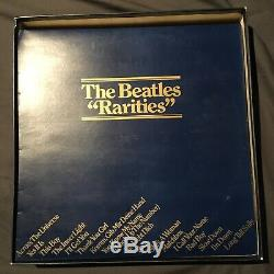 The Beatles Collection (Blue Box Vinyl Discography 1978)
