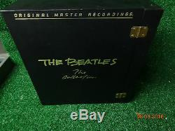 The Beatles Collection Great Cond. Original Master Recordings Geo Disc Box Set