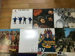 The Beatles Collection Special Limited Edition 14-Disc Poster Lp limited edition