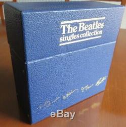 The Beatles First Four Box Sets The Singles Collections Fantastic Condition