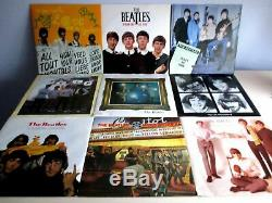 The Beatles Singles Collection Bscp-1 Blue Box 27 X 7 45rpm 1982 Uk + 2 Bonus +