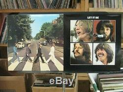 The Beatles The Beatles Collection Parlophone 1974 14LP Box UK Import NM/NM